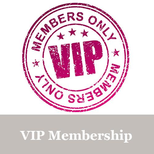 Sally's Art Club VIP membership